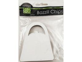 Bazzill Basics Chips, Chipboard Purse, 3 Pieces #302892
