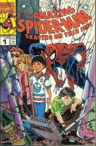Amazing Spider-Man (Public Service Series) #1 VF 1990 M - $1.95