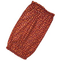 Dog Snood Tiny Autumn Fall Leaves Cotton Size Puppy REGULAR - $10.50