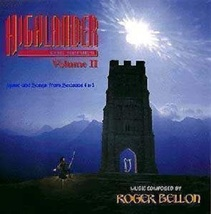 Highlander: The Series Vol. II  - Soundtrack/Score CD ( Like New ) - $28.80