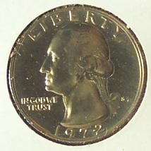 1972-S Washington CAMEO Proof Quarter #0655 - $3.99