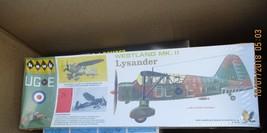 Lindberg Westland Lysander 1/48 scale - $24.99