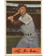 1954 Bowman #12B Roy McMillan(557/1296 At Bat) Cincinnati Reds MLB  - $7.50