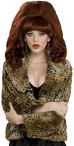 Forum Novelties Women's Big Costume Wig, Red, One Size - $47.30