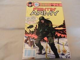 Fightin' Army Charlton Comics Vol. 16, #168 February 1984 - $7.43