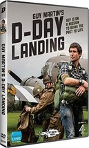 Guy Martin D-Day Landing Historical Documentary New Top Show! DVD R2 - $23.95