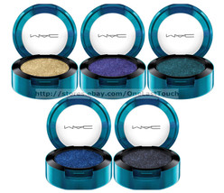 MAC Colour Drenched MAGIC OF THE NIGHT Pigment Eye Shadow HOLIDAY *YOU C... - $26.72