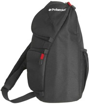 Black Polaroid Photo Sling Pack for Cameras, Lens and Accessories JOZ 76 - $15.85