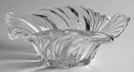 "MIKASA BELLE EPOQUE CENTERPIECE 14"" LEAD CRYSTAL MADE IN GERMANY NEW - $69.90"