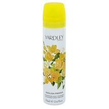 English Freesia by Yardley London Body Spray 2.6 oz (Women) - $18.90