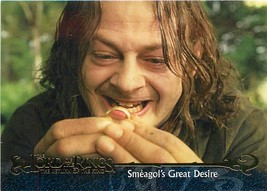 2004 Topps Lord Of The Rings Return Of The King Update - Pick Choose Your Cards - $0.99