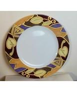 "Malibu by PTS International Interiors 2 Dinner Plates 10.5"" - $29.00"