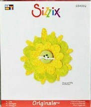 Sizzix Flower Layers #3 - Creates 3 Layers of Flowers! Scrapbooking Cardmaking!