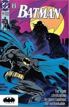 Batman Comic Book #463 Dc Comics 1991 Very Fine Unread - $2.99