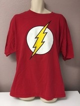 DC Comics Originals T-Shirt Flash Red Mens XXL  - $19.35