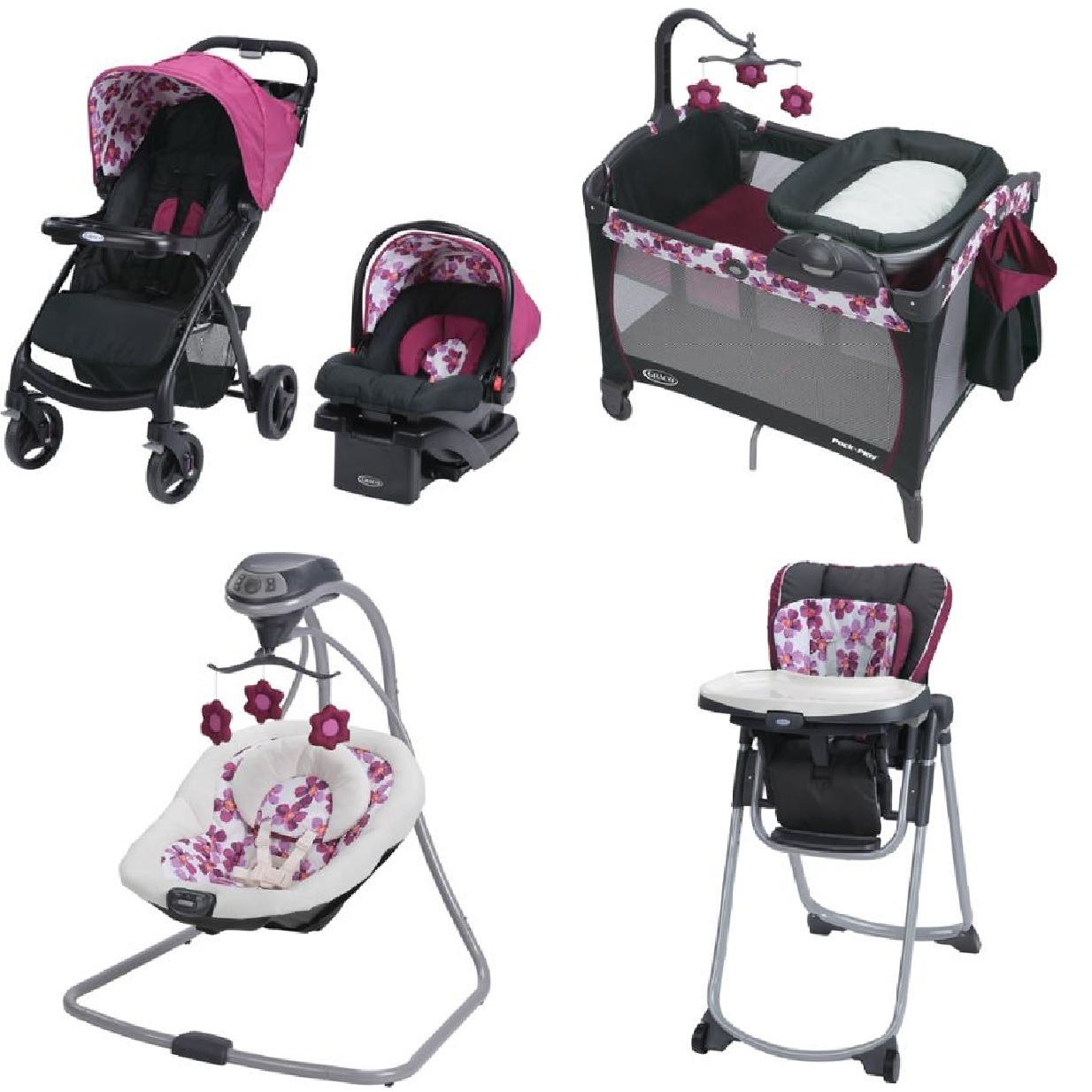 Graco  In  Travel System For Dolls