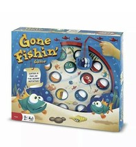 Bigger Board Gone Fishin' Game Fishing Motorized Game  - New Cardinal Classic - $11.02