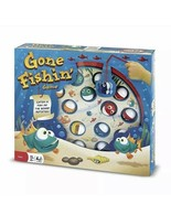 Bigger Board Gone Fishin' Game Fishing Motorized Game  - New Cardinal Cl... - $11.02