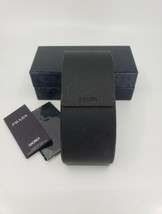 Prada Sunglass Eyeglass Small Hard Black Case In Box NEW Authentic  - $25.00