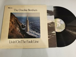 The Doobie Brothers - Livin On The Fault Line - LP Record   EX VG+ - £5.45 GBP