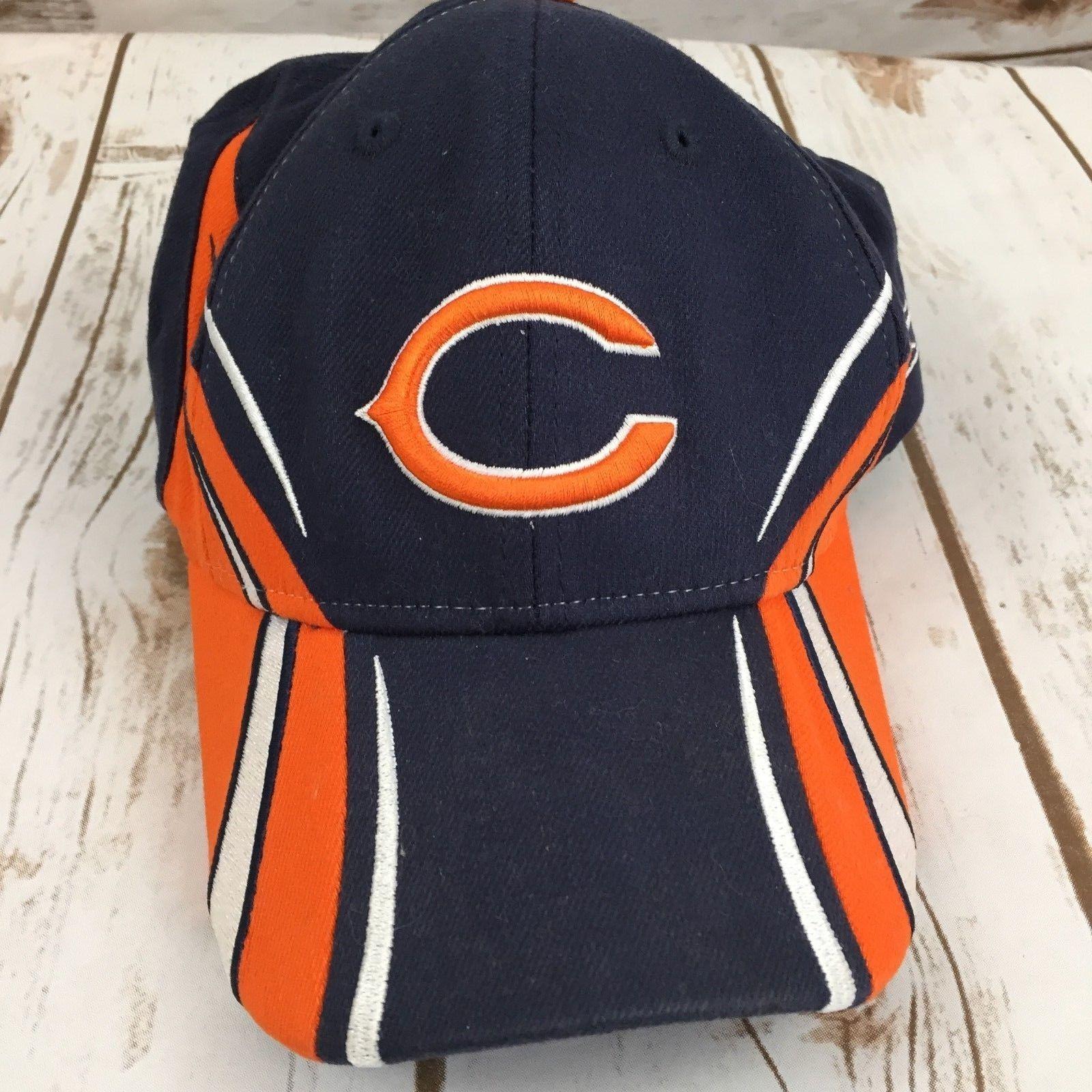 3edd3b526dfaf ... usa chicago bears youth hat nfl rbk cap authentic sideline c4 8b9c7  291fc ...