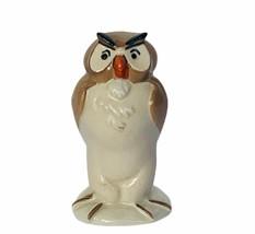 Owl Winnie Pooh figurine Beswick England vtg Walt Disney porcelain minia... - $48.33