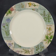 "Royal Doulton WILDFLOWERS TC1219 Salad Plate (Q3) 8 7/8"" Everyday Floral... - $11.97"