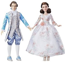 Disney Beauty & the Beast Toys R' Us Exclusive Royal Celebration Belle & Beast - $43.99