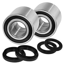 Compatible for Honda TRX 300 4X4 FOURTRAX Bearing Kit Both Right+Left Fr... - $73.49