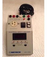 NETECH LKG 2000 Electrical Safety Analyzer Rare hard to find Working - $799.99