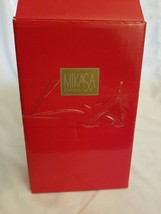 Brand New Mikasa Crystal Christmas Tree SN106 Pattern Irish Mug With Box - $21.73