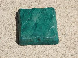 "Concrete Patio & Floor Paver Molds (30) Make 1000s of 9""x9"" Pavers, Pennies Each image 4"