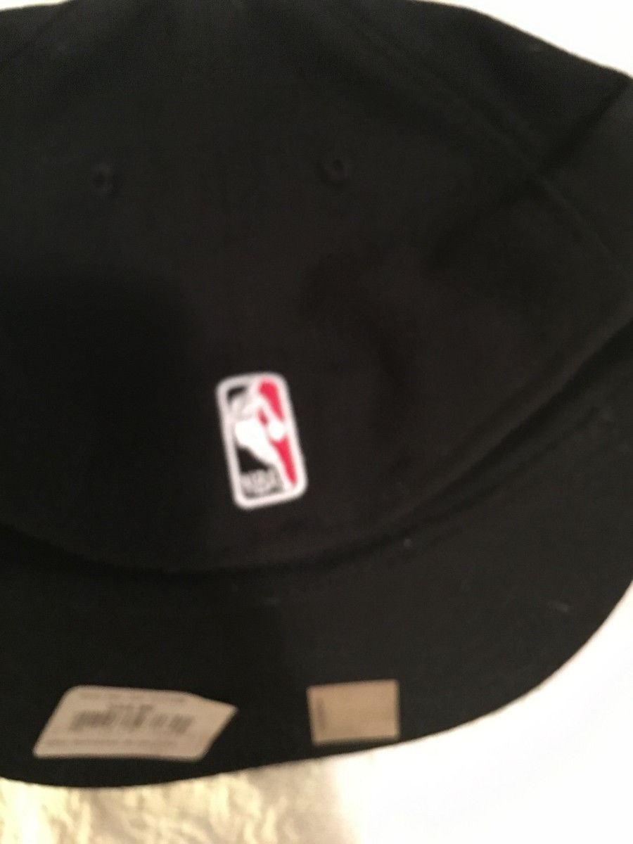 *NEW*  NEW ERA BALL CAP / HAT   SZ  7 1/4  NBA FINALS CHAMPIONS MIAMI  HEAT-RARE image 5