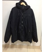 Vintage The North Face Hoodies Puffer Jacket Embroidery Logo Hommes Moye... - $190.00
