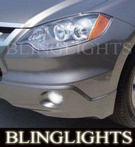 Halo Fog lamps Angel Eye Driving Light + Harness for 2007 2008 2009 Acur... - $99.70