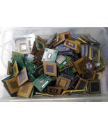 Gold Recovery and Scrap 486/Athlon/MMX/Pentium/K6/Ceramics/Other 7.65Lbs... - $449.99