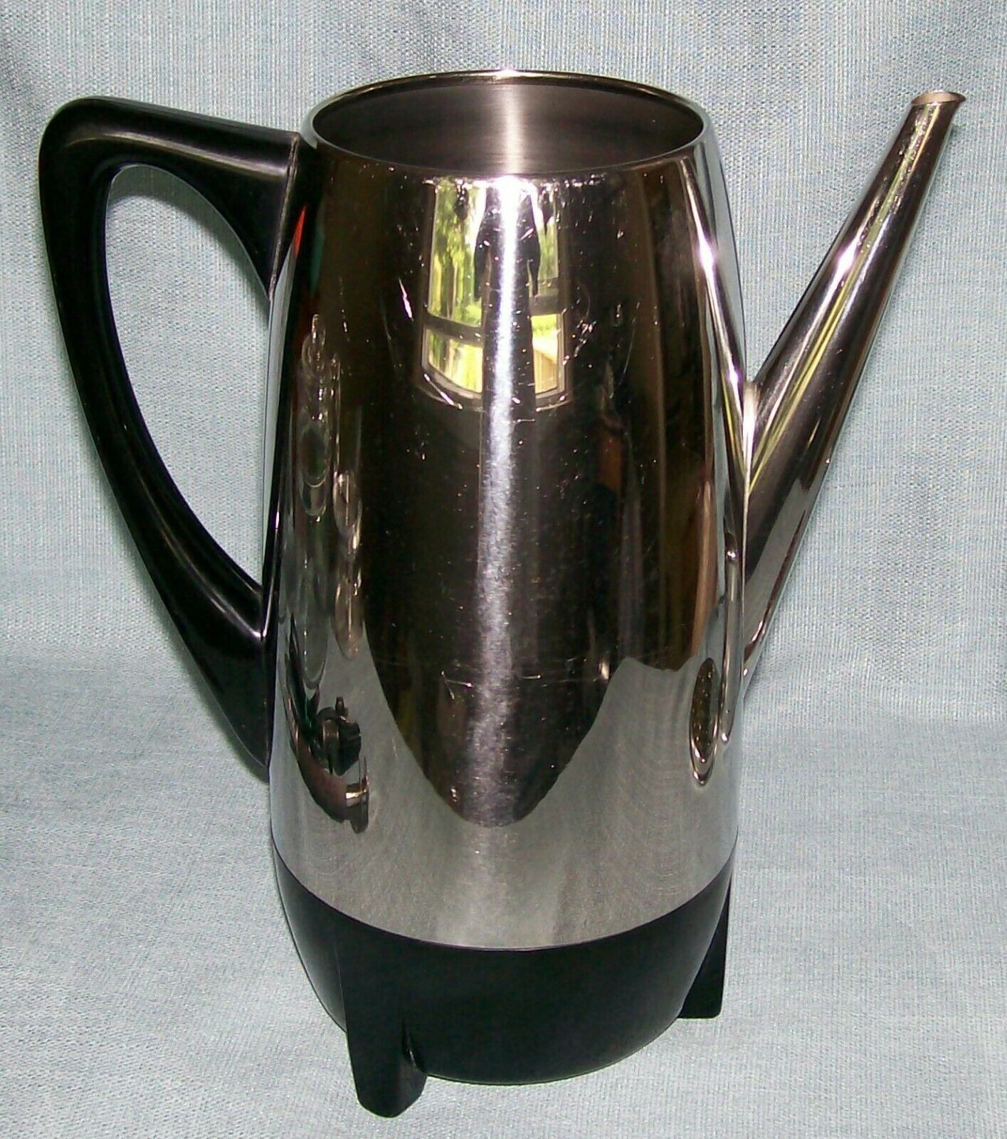Vintage Farberware Superfast 12 Cup Percolator Coffee Pot 122 Automatic New York image 3