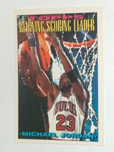 1994 Topps #384 Michael Jordan #23 Reigning Segnando Capo Chicago Bulls ... - $8.15