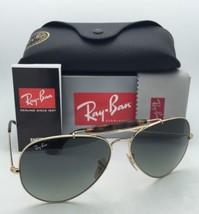 Ray-Ban Occhiali da Sole Escursionista II RB 3029 181/71 Aviator Oro Fra... - $219.95