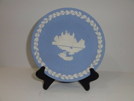 Wedgwood Jasperware Xmas Collection 1973 The Tower of London (1969-74 Se... - $24.74