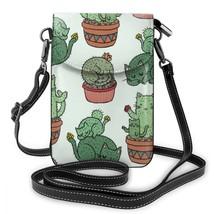 Sweet Cat Shoulder Bag Sweet Cat Leather Bag Trending Woman Print Bags S... - $28.24
