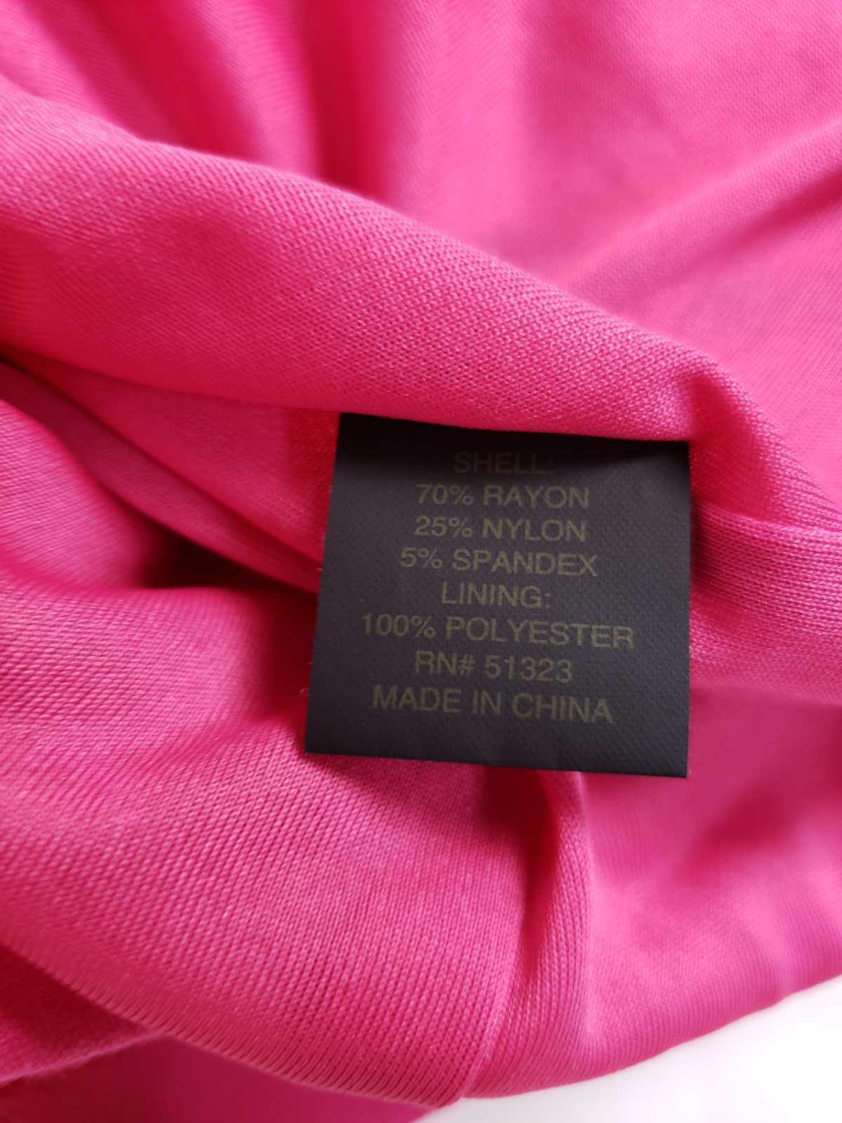 Cynthia Steffe Women Dress Size 2 NWT $198 Peplum Pencil Ponte Knit Sleeveless image 6