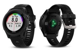 Garmin Forerunner 935 GPS Triathlon Multisport Outdoor Wrist HR Watch Black/Grey - $549.90