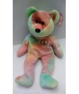 TY Beanie Baby- Peace Bear - $14.99