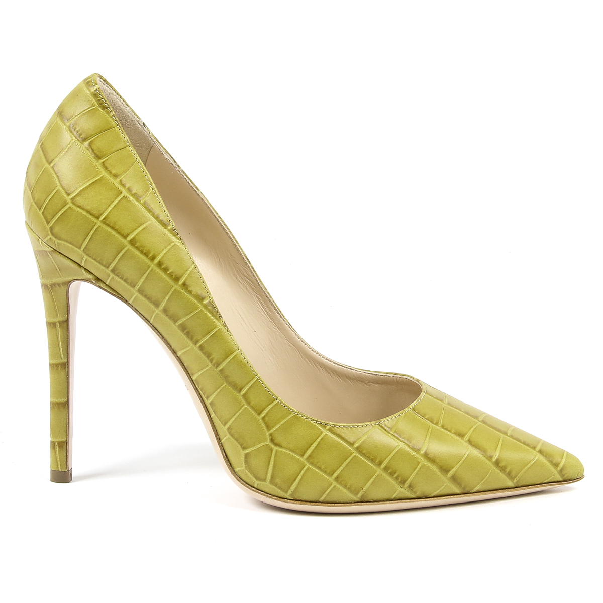 Primary image for V 1969 Italia Womens Pump Green ESTER