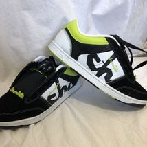 Lakai Worn Laces Geeen Lime Shoes Sets Two 7 Black 5 Chocolate Of Not Skateboard rrxCT