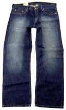 Levi's Strauss 514 Men's Slim Fit Straight Leg Jeans Pants 514-0191 SIZE 30x32 image 4