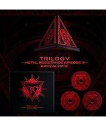 BABYMETAL TRILOGY Metal Resistance Episode III APOCALYPSE THE ONE Limited - $465.34