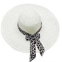 2019 New Summer Sun Wide Brim Girl Lady Floppy Straw Beach Hat Women Cap Casual  - $9.38
