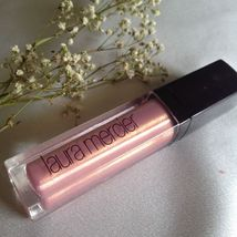 Laura Mercier Lip Plumper Gloss Pink Pearl .18 Oz**Full SIZE/SOLD-OUT/NEW In Box - $15.99